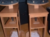 Custom Studio Monitor Stands $500.00 Pair