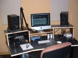Jacob and Clevenger Control Room Studio