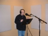 Randy Mitchell , VO/Producer- Jacob and Clevenger Control Room Studio